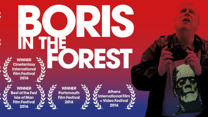 boris in the forest