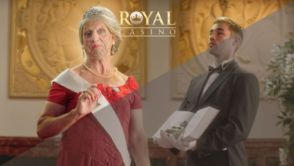 royal casino colour grade