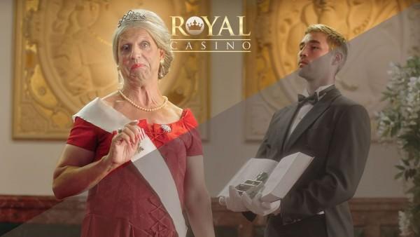 royal casino colour grade