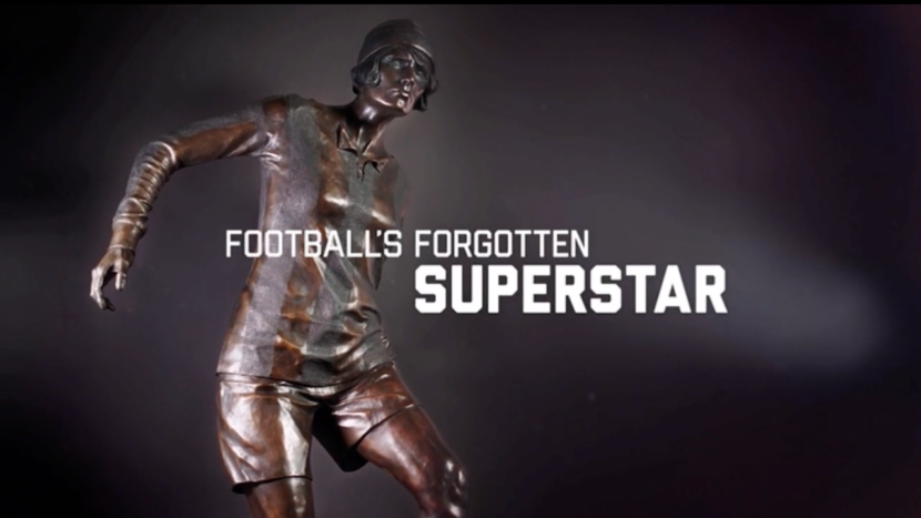 Mars #SupportHer Campaign - Lily Parr Statue film
