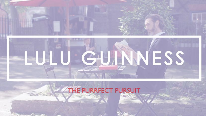 Lulu Guiness - The Purrfect Pursuit
