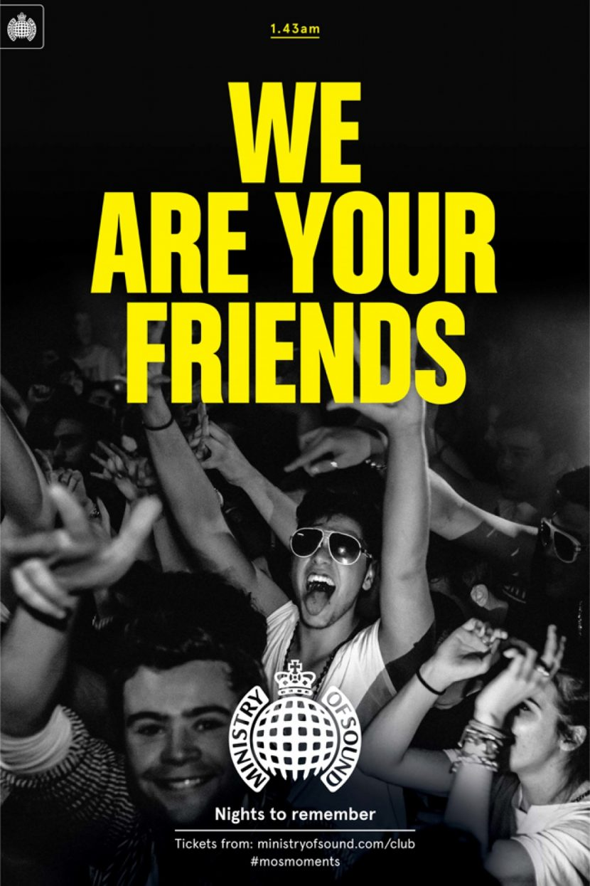 Ministry Of Sound - We Are Your Friends 5/6