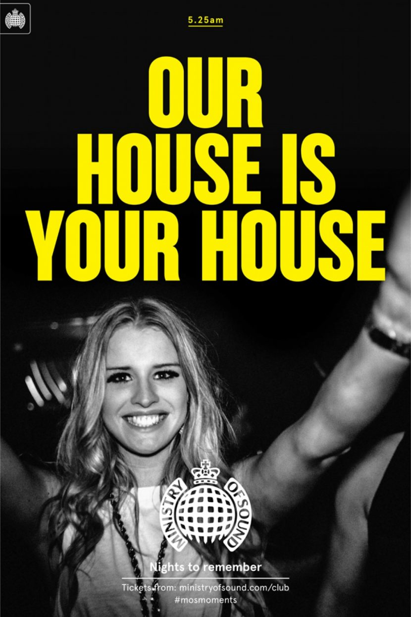 Ministry Of Sound - Our House is Your House 1/6