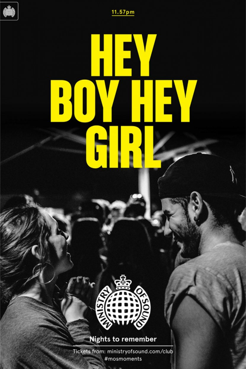 Ministry Of Sound - Hey Boy Hey Girl 2/6