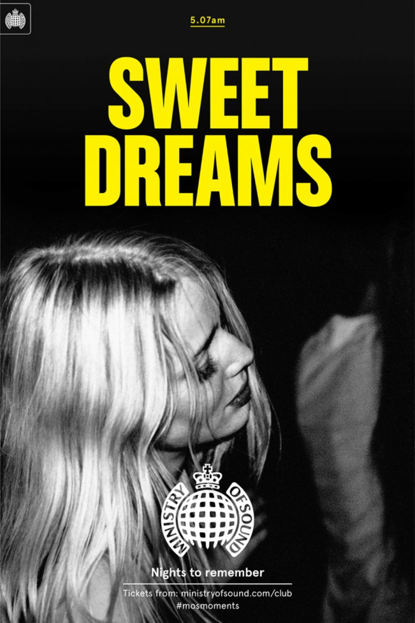 Ministry Of Sound - Sweet Dreams 3/6