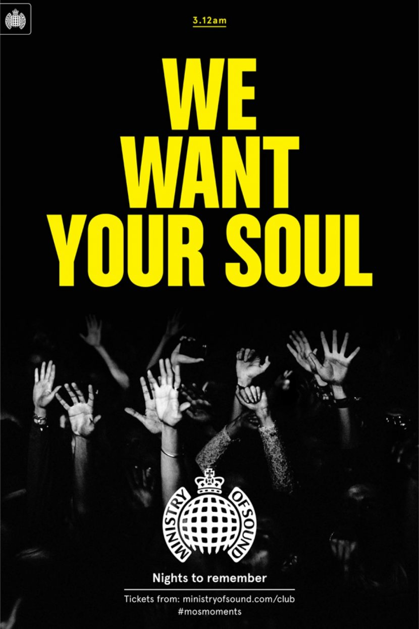 Ministry Of Sound - We Want Your Soul 4/6