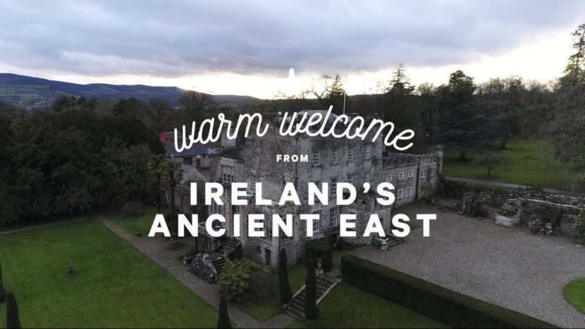 A warm welcome from Ireland – Huntington Castle