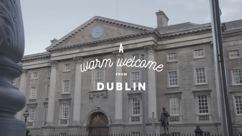 A warm welcome from Ireland – The Little Museum of Dublin