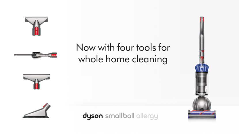 Dyson Small Ball Allergy - TVC