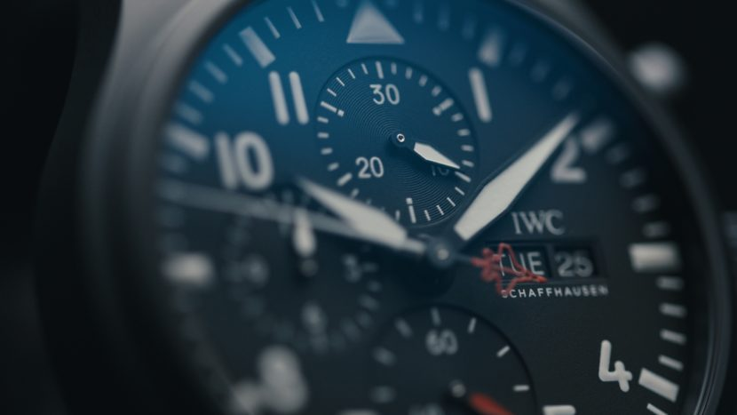 IWC - TOP GUN PILOT'S WATCH Mini Documentary